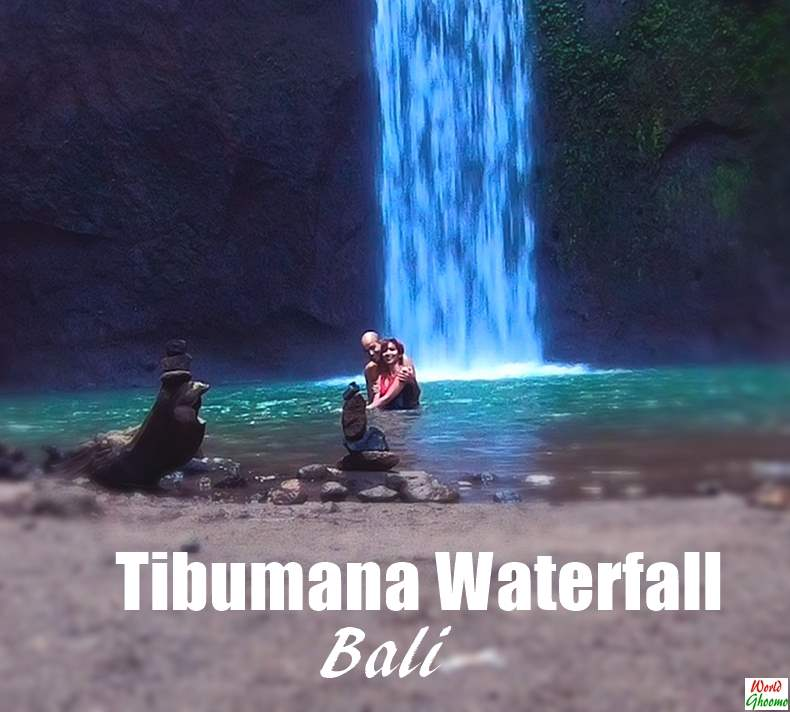 Bali Waterfalls - Tibumana Waterfall Review