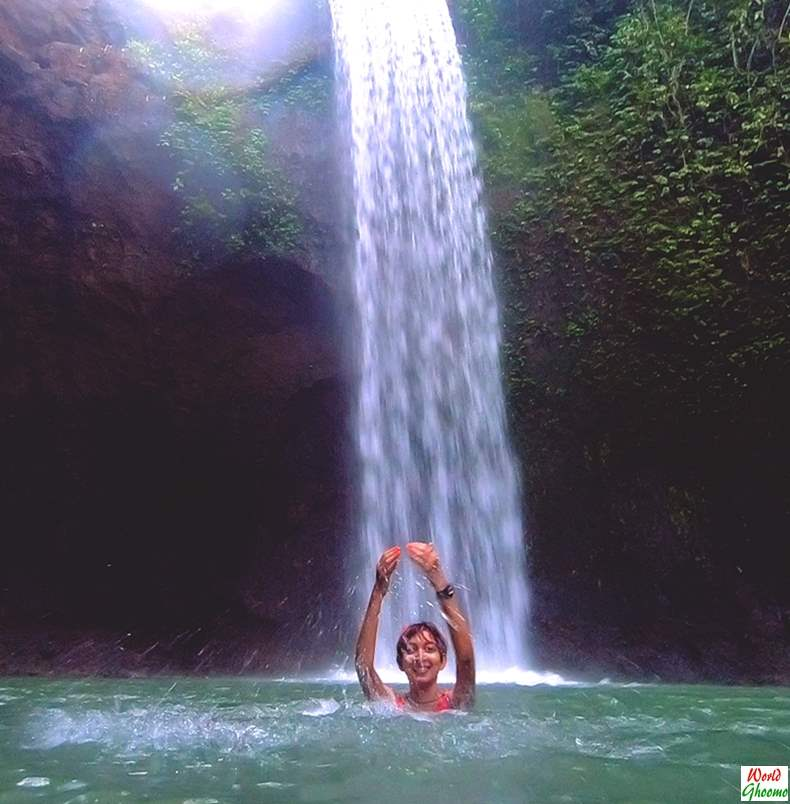 Bali Waterfalls Tibumana Waterfall