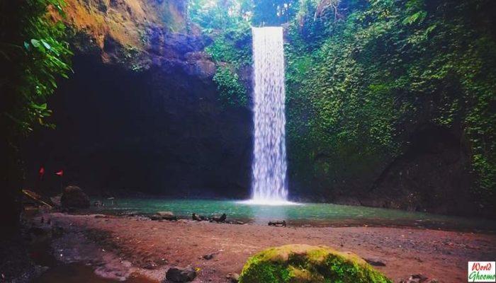 "Bali Waterfalls – ""Tibumana Waterfall"" the Best Waterfall in Bali"
