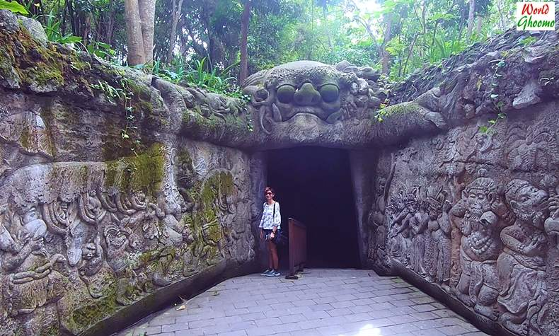 Ubud Monkey Forest Stone Carvings