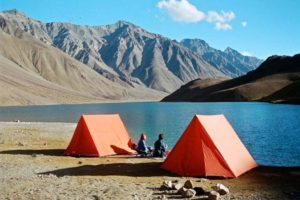 Camping Banned near Chandratal Lake in Spiti