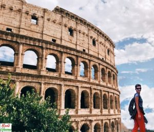 Instagram Boyfriend? Hire One in Rome!