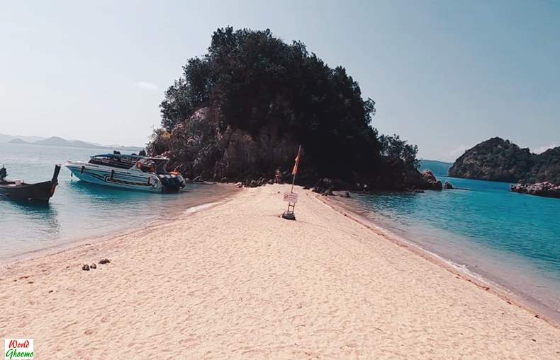 Phak Bia Island Thailand