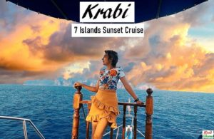 7 Islands Sunset Cruise Krabi