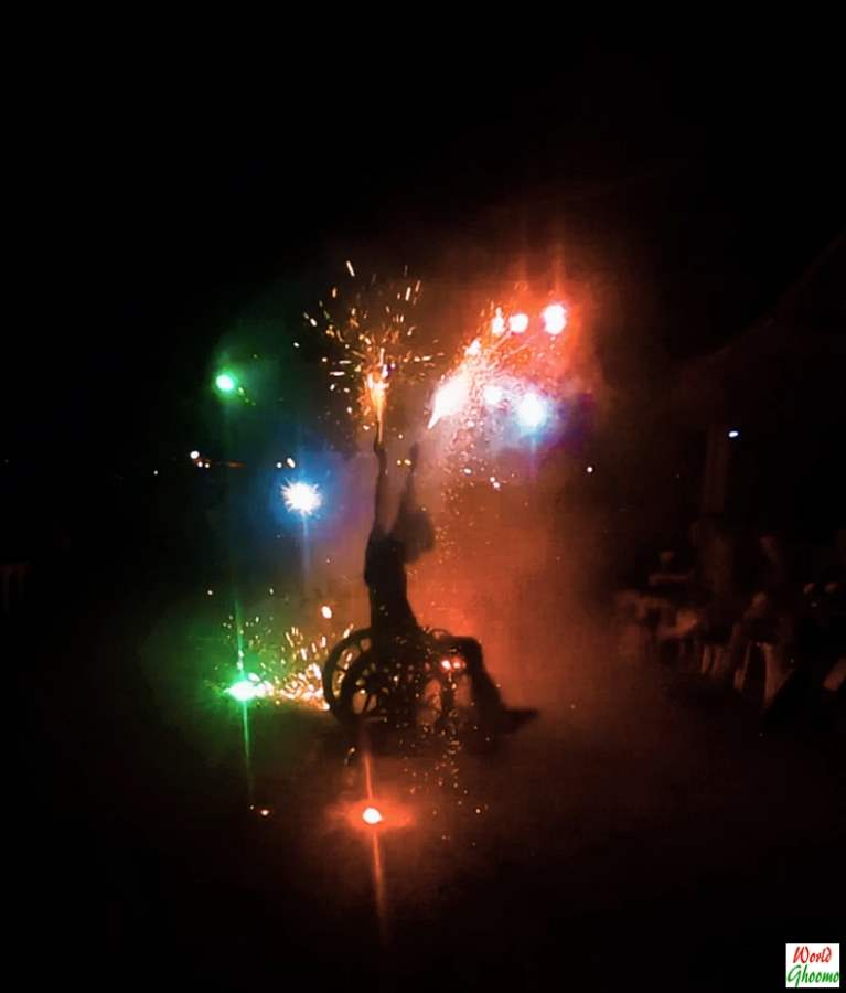 Fire Show Krabi Sunset Cruise