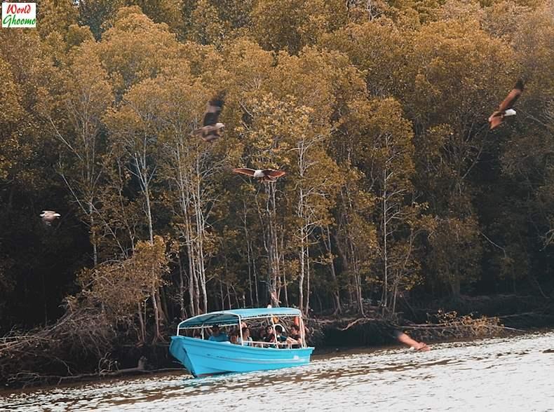 Langkawi Boat Rides