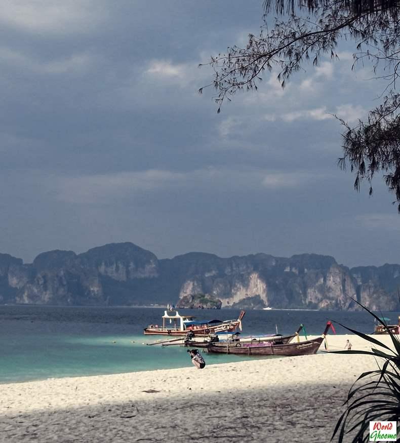 Poda Island Krabi tour
