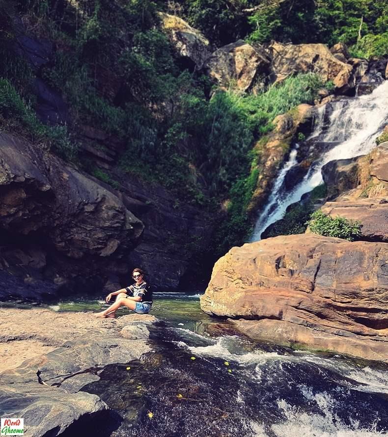 Ravana Waterfall Ella Sri Lanka