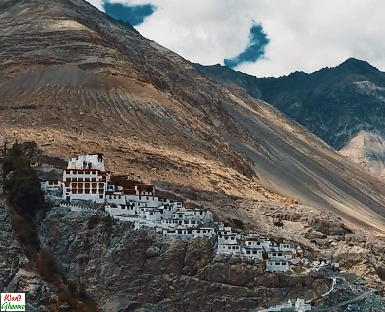 Lachung Temple Nubra Valley