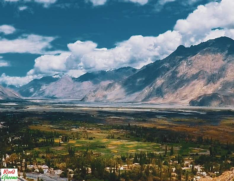 Nubra Valley Attractions