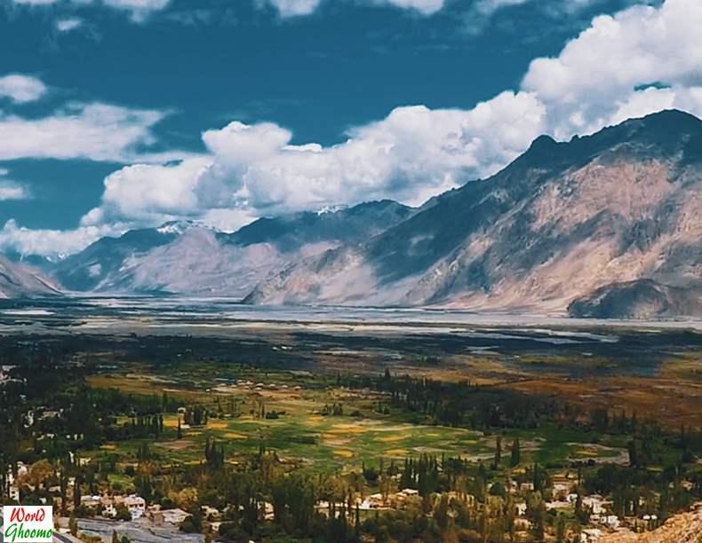 Nubra Valley Attractions
