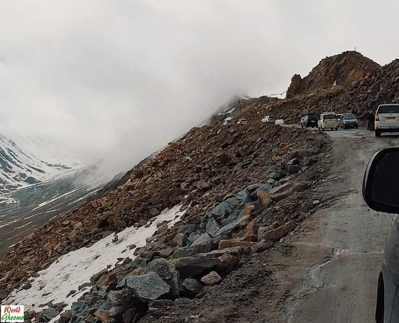 Nubra Valley from Leh
